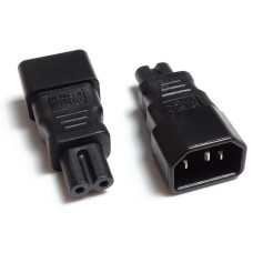 C14 to C7 Adapter