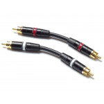 Canare L-2T2S RCA PreAmp Jumpers