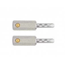 Wireworld Uni-Term Silver Banana