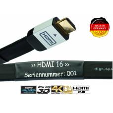 Silent WIRE Series 16 mk3 HDMI 5.0 m