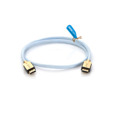Supra DISPLAYPORT DP-DP MALE BLUE 1M