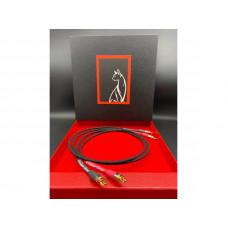 Black Cat Coppertone Flatwave RCA 1.0 m