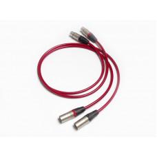 Chord Company Crimson VEE 3 XLR 1.0 m