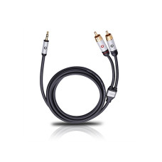 Oehlbach i-Connect Mini-Jack 3.5 mm — 2 RCA 1.5 m