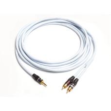 Supra Biline MKII mini-jack 3.5 mm — 2 RCA