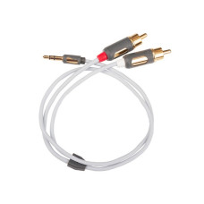 Supra MP-CABLE MINI PLUG-2RCA 0.5M