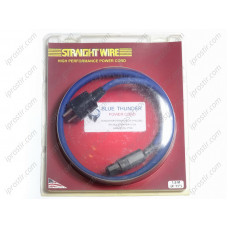 Straight Wire Blue Thunder 15A IEC 1.5 m
