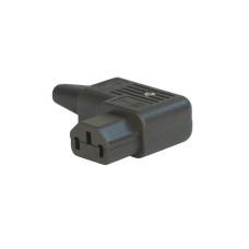 Schurter IEC C13 Angled