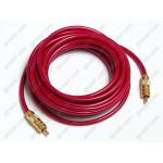 Chord Company Crimson 1RCA-1RCA 5.0 m
