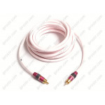 Monster Cable MonsterBass 400 1RCA-1RCA 6.0 m