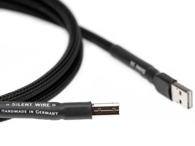 Купить USB кабель Silent WIRE USB 16 2.0 m